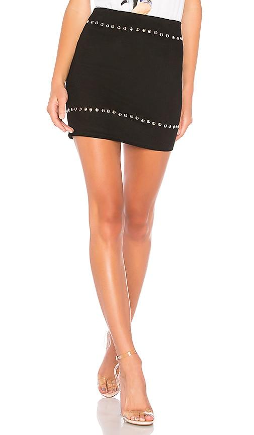 Kole Studded Mini Skirt