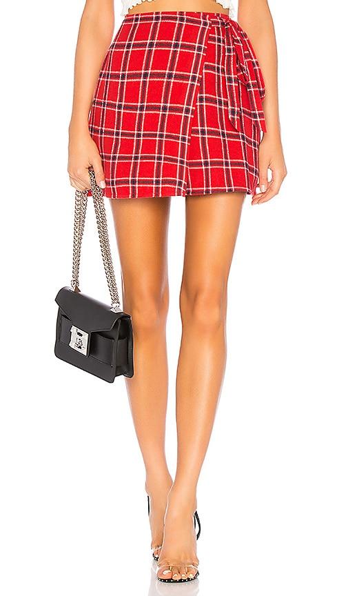 Farah Wrap Skirt