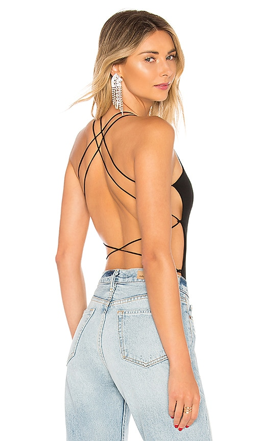 Honor Strappy Bodysuit