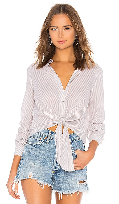 Carrie Button Up Blouse