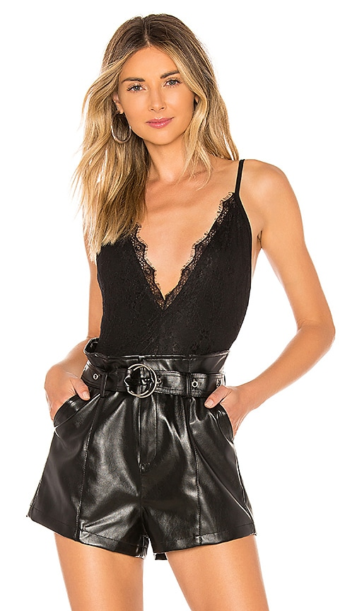 Kahlid Lace Bodysuit