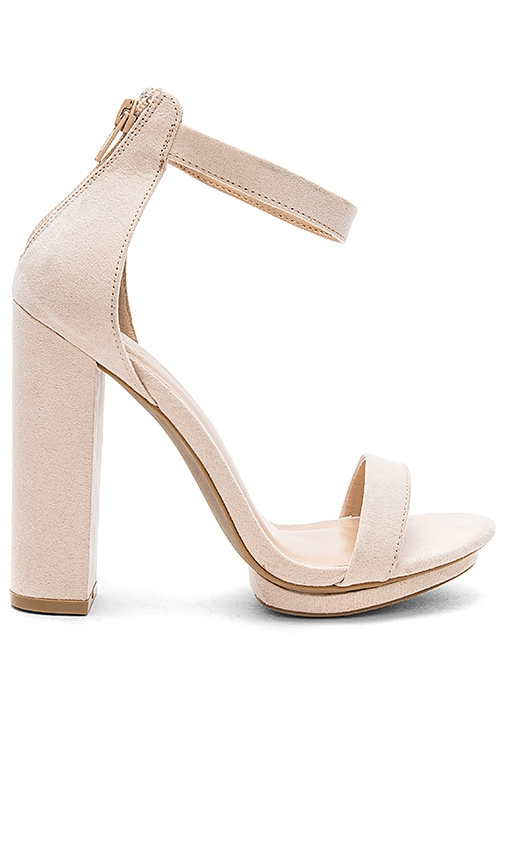 by the way. Jamie Heel in Beige