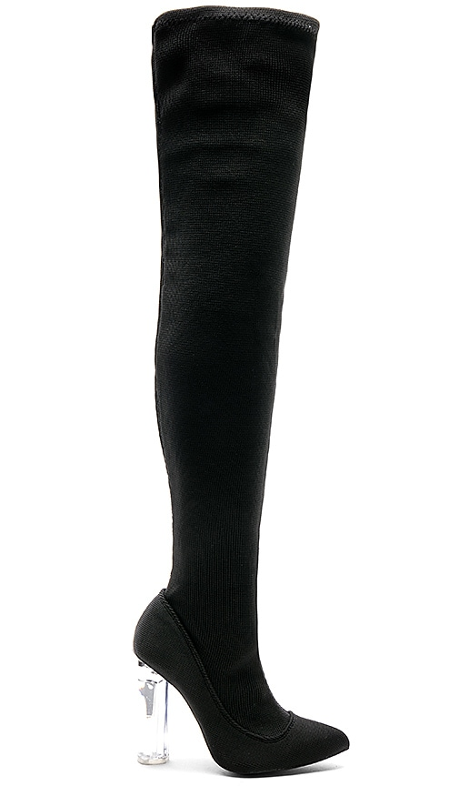 by the way. Alyssa Boot in Black