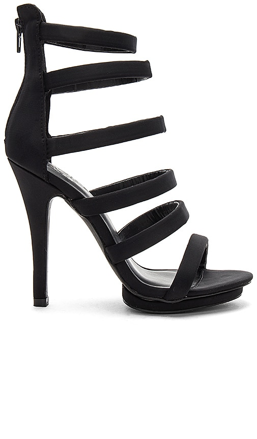 by the way. Frankie Heel in Black