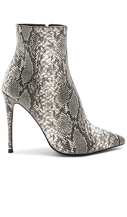 by the way. Amber Bootie in Gray