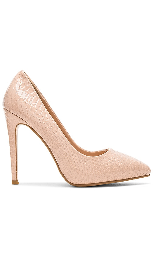 by the way. Madison Heel in Nude