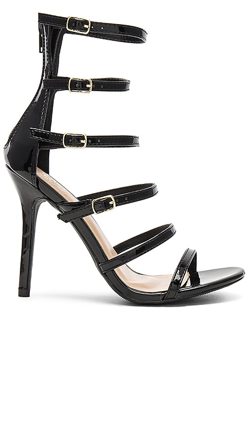 by the way. Adele Heel in Black