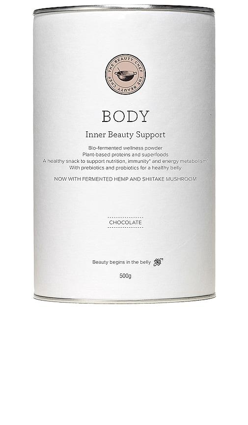 Body Inner Beauty Powder - Chocolate with Matcha