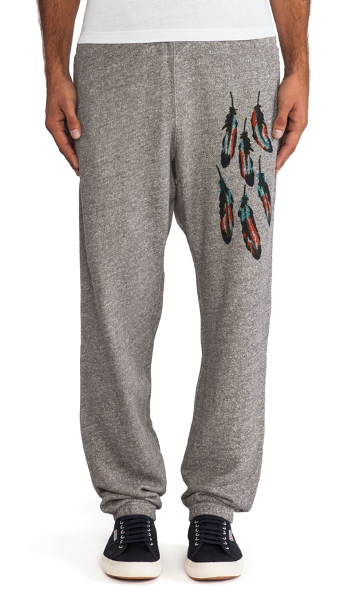Feathers Fleece Pant