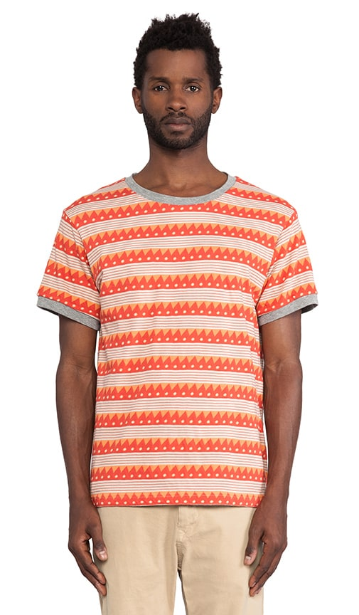Reversible Striped Tee