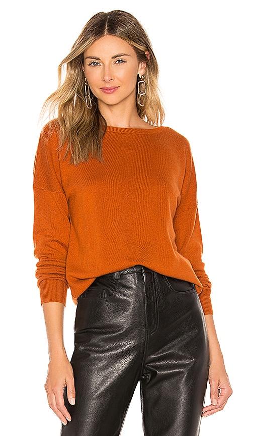 The V Back Sweater