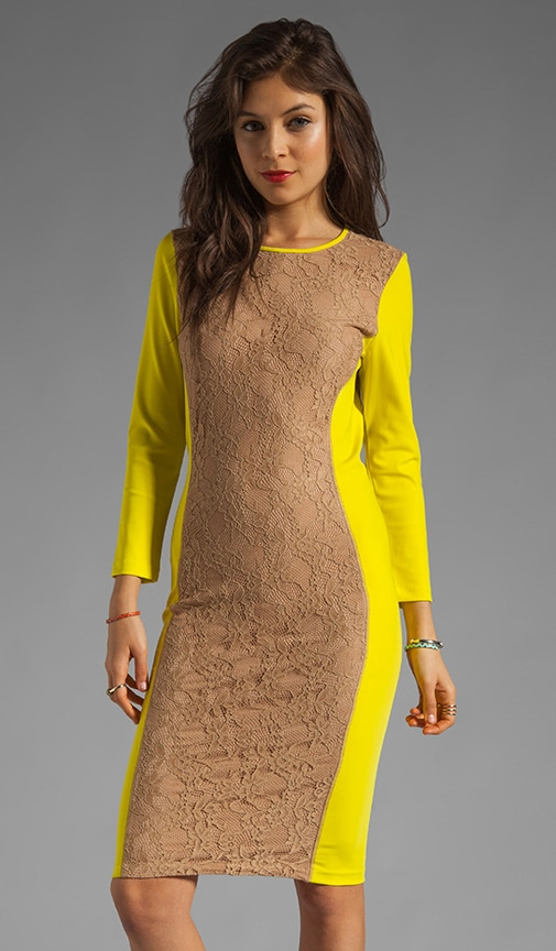 Smooth Interlock Coralla Dress