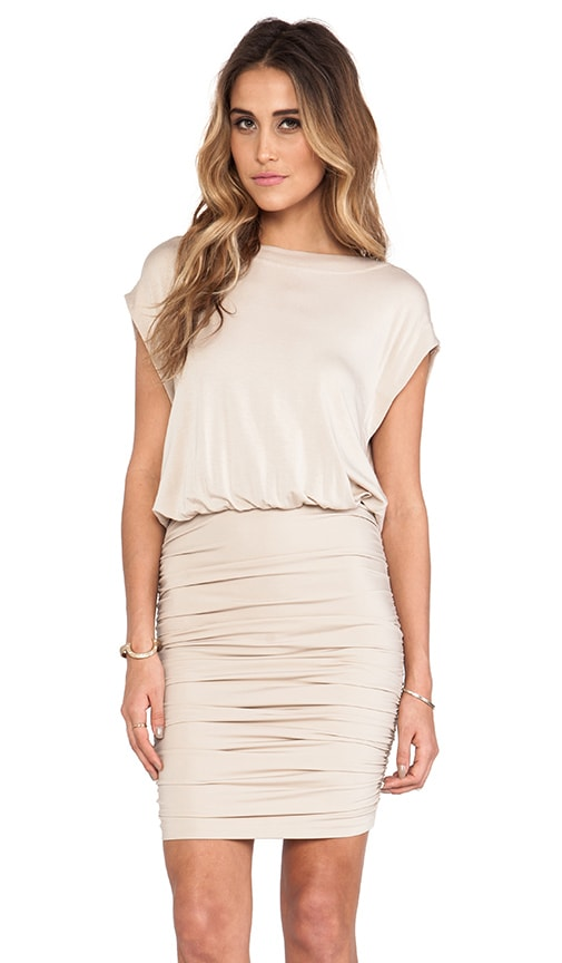 Smooth Interlock Drepyh Dress