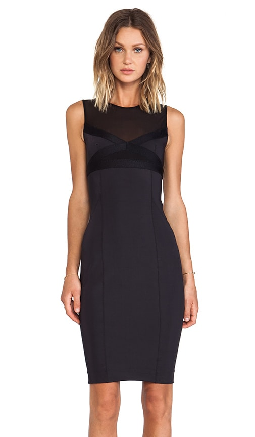 Wastano Smooth Interlock Dress