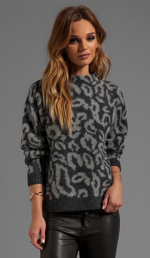 Soft Jacquard Fensia Pullover