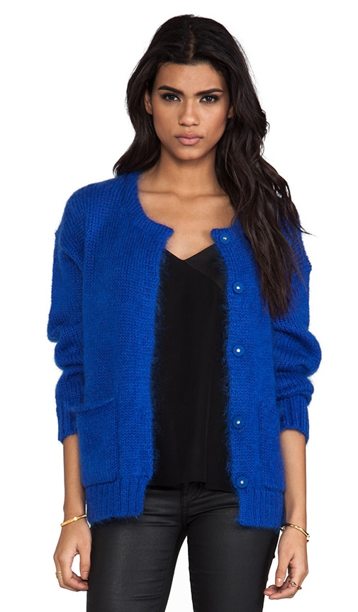 Supersoft Mohair Clarice Jacket