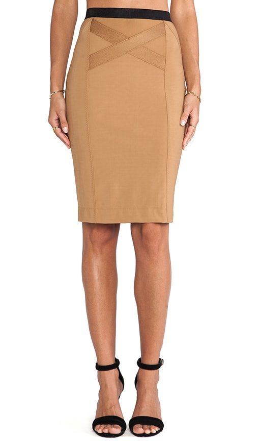 Magiala Smooth Interlock Skirt