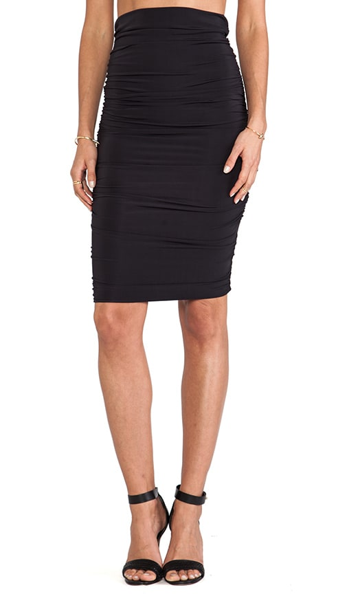 Smooth Interlock Reminda Skirt