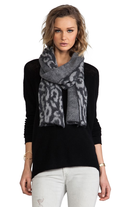 Soft Jacquard Malle Scarf