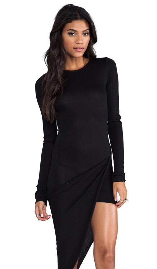 Abril Asymmetric Hem Dress