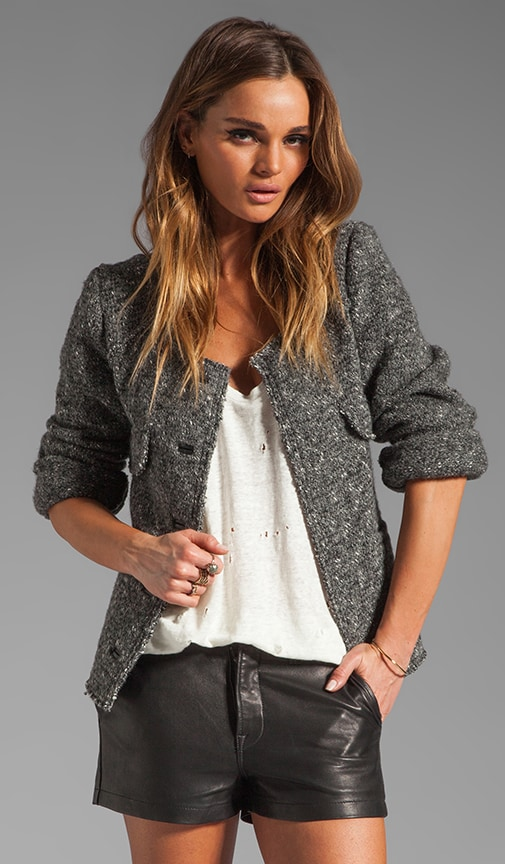 Griffin Boucle Jacket