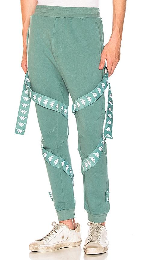 top-rated original los angeles top fashion x Kappa Sweatpants