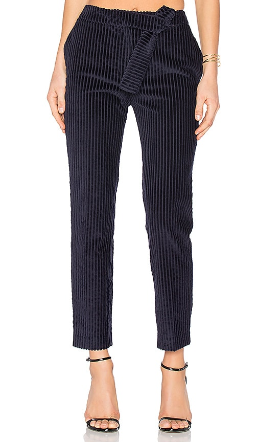 cacharel Corduroy Pant in Blue