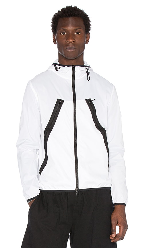 Cahill+ Spray Jacket in White