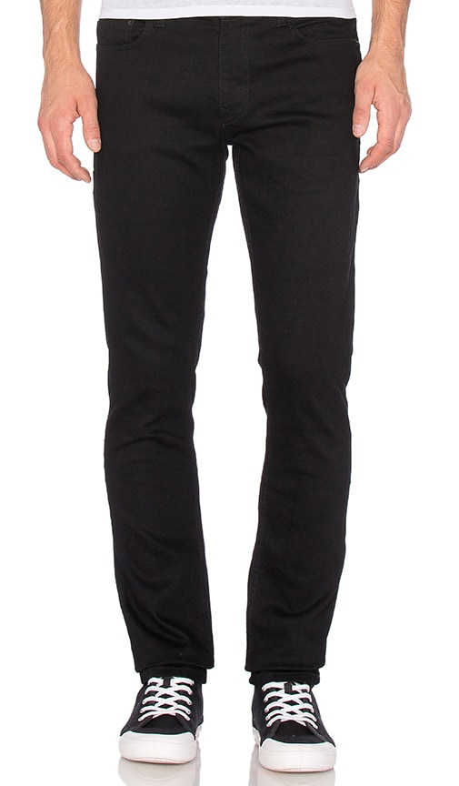 Calvin Klein Slim Fit Jean in Black