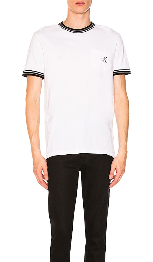 Calvin Klein Iconic Sports Tee