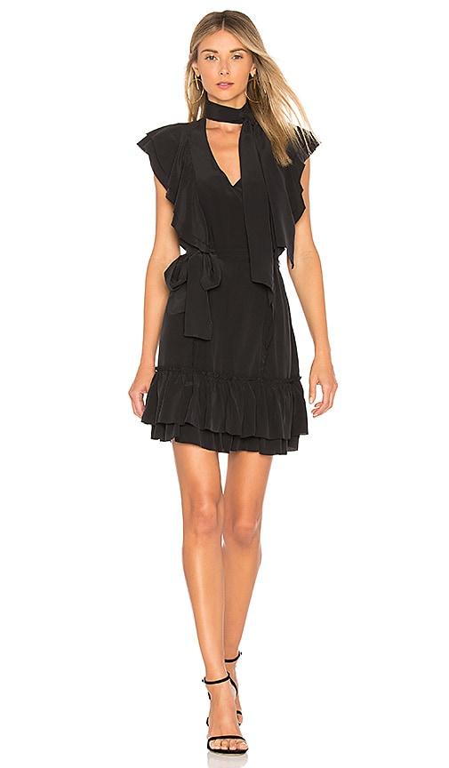 CALVIN RUCKER Maneater Dress in Black