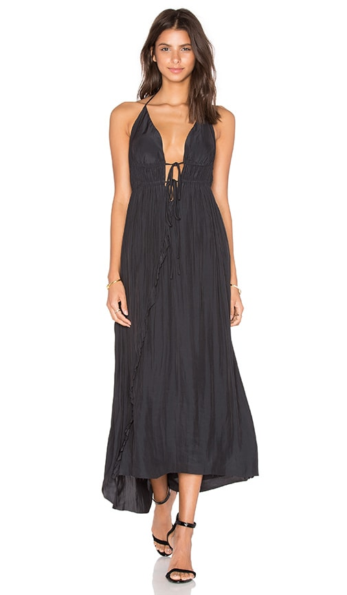 Calvin Rucker Head Over Feet Dress in Black