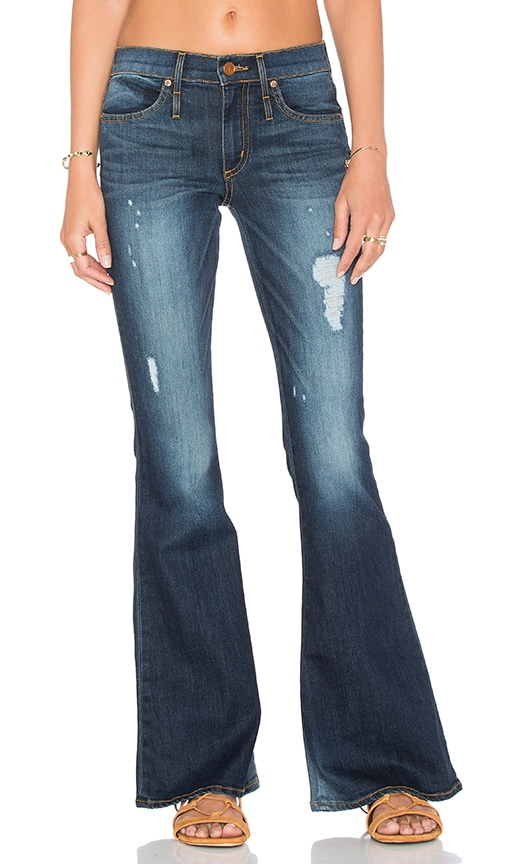 Calvin Rucker True Love Flare Jean in Dream On