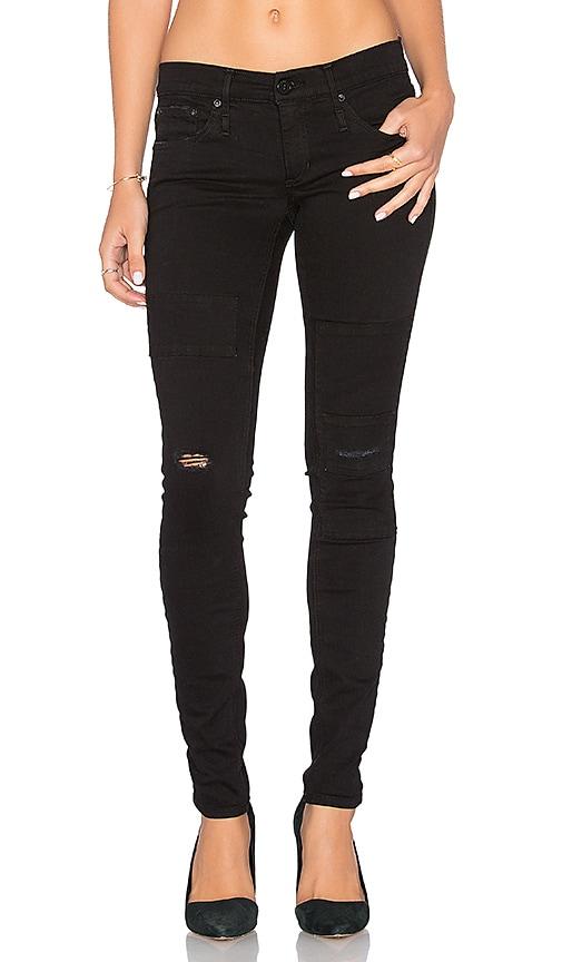 Calvin Rucker Get Down On It Jean in Black