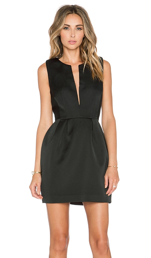 C/MEO Night Fever Dress in Black