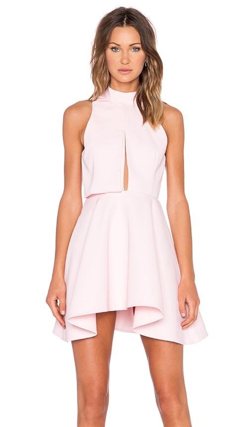 C/MEO New Way Dress in Pink