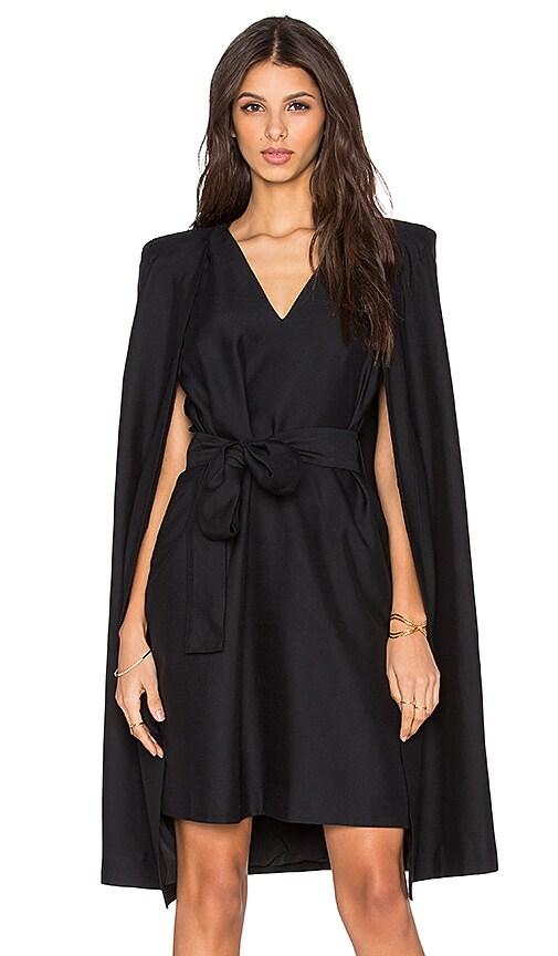 C/MEO Night Rider Dress in Black