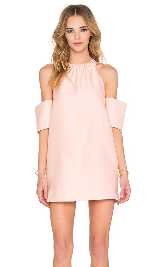 C/MEO Perfect Lie Dress in Pink