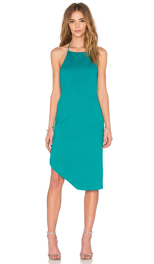 C/MEO Star Lesson Dress in Green