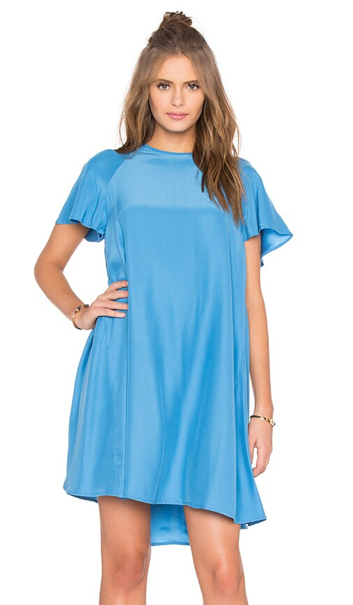 C/MEO Easy Rider Dress in Blue