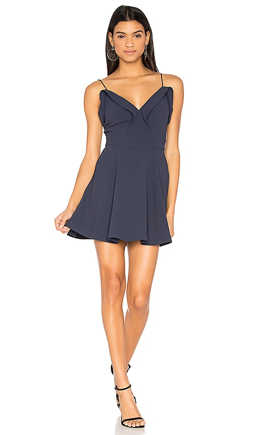 C/MEO Because You Do Dress in Navy