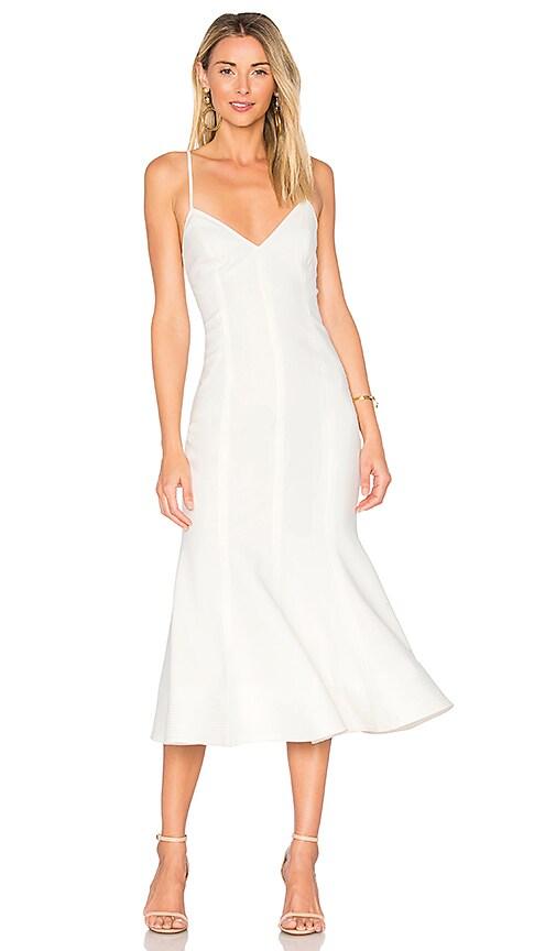 Ivory Midi Dress