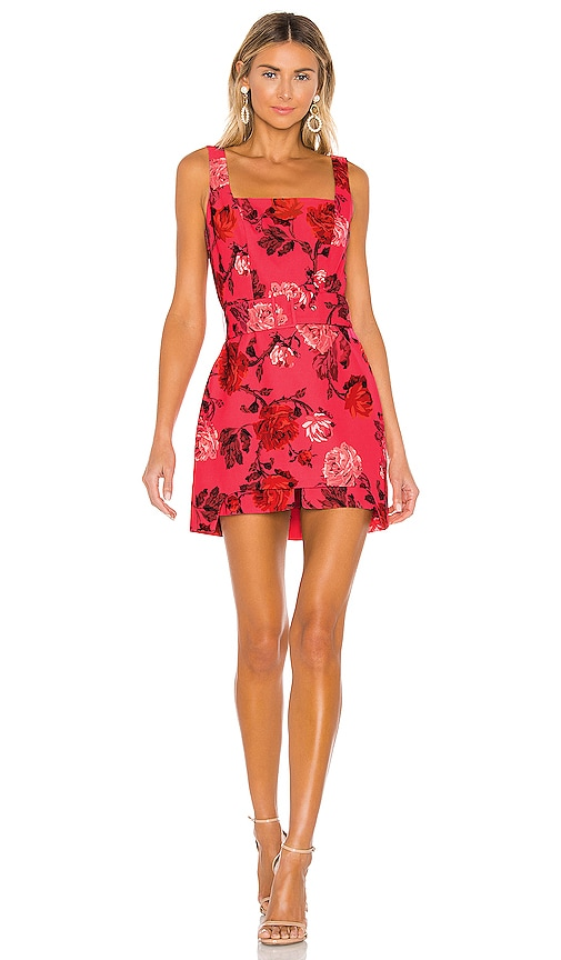 Variation Mini Dress