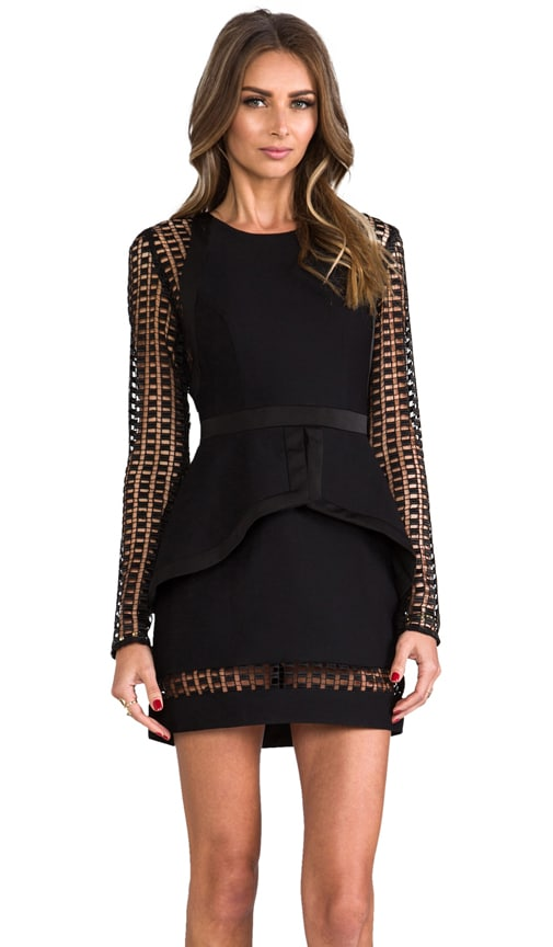 De Novo Long Sleeve Dress
