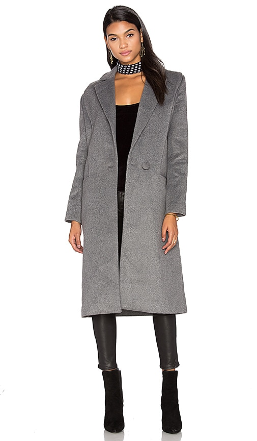 C/MEO Better Off Coat in Gray