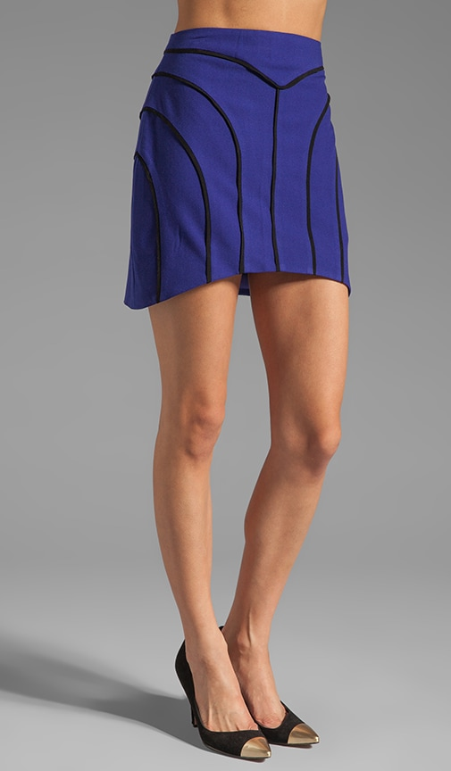 Dark Paradise Skirt