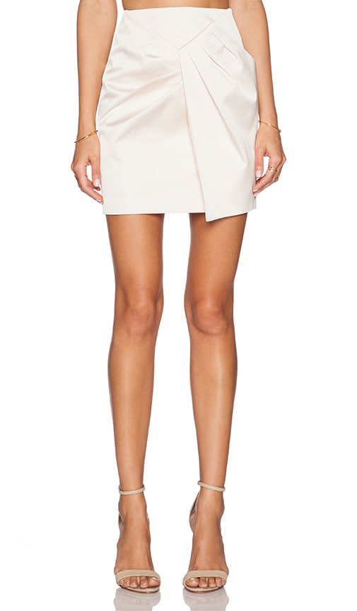 C/MEO Blessed Skirt in Shell
