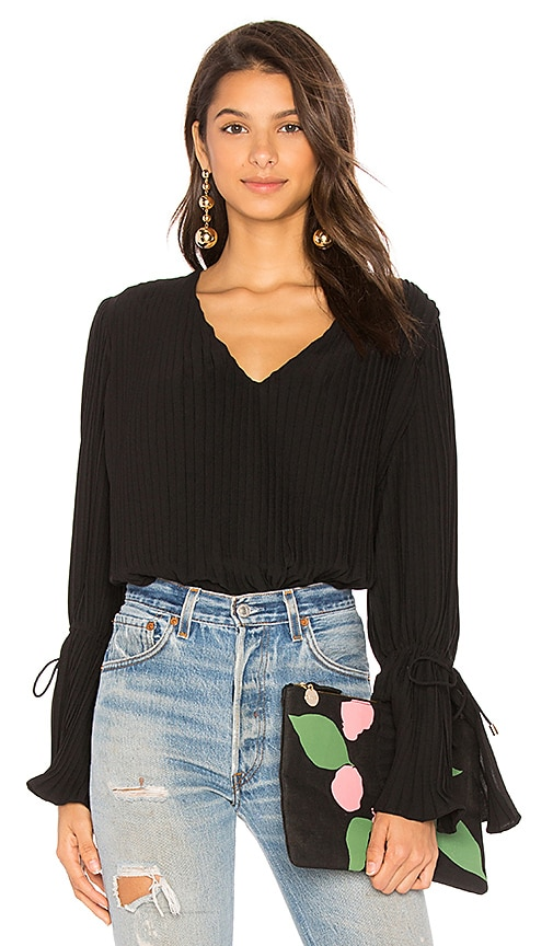C/MEO Dream Chaser Top in Black