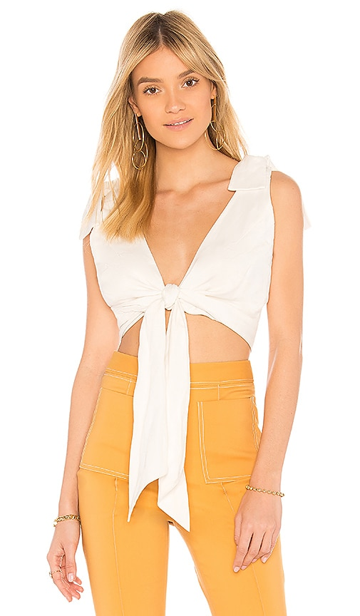 C/MEO Vision Of You Top in Ivory
