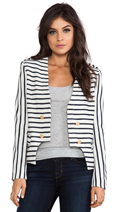 Bowline Striped Blazer
